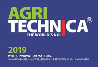 Agritechnica - Hannover Germany